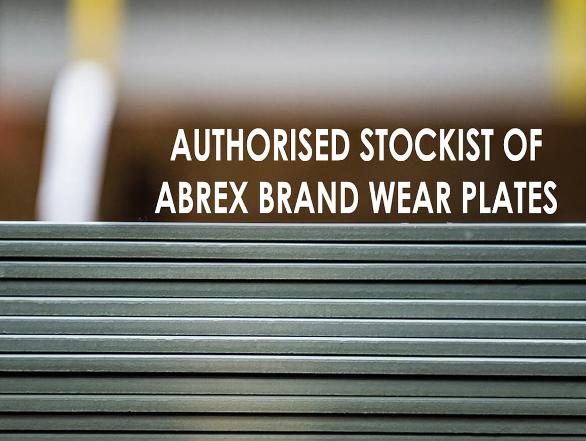 Authorized Stockist Of Abrex Brand Wear Plates